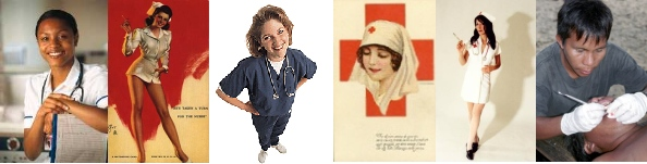 Many Faces of Nursing's Image